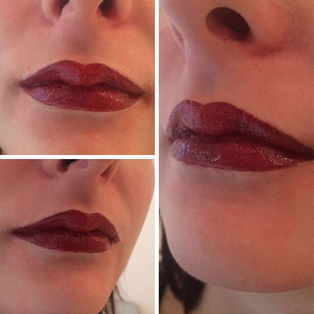 Permanent Make up Wien Lippen