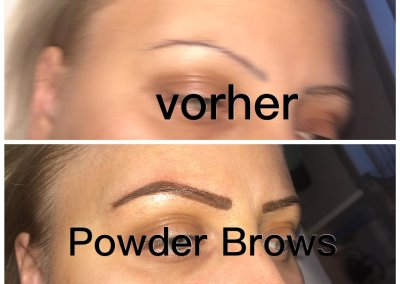 Powder Brows